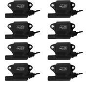 Msd 828783 Pro Power Direct Ignition Coil Set For 14-15 Chevy Camaro 7.0l New