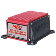 Msd 8728 Rev Controlsoft Touchnon Cd Ignitions New