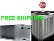 4 Ton 14seer Central A/c System Condensing Unit And Slab Evaporator Coil