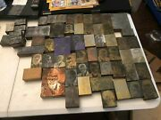 News Paper One Of A Kind Lot Of 55+ Civil Rights Naacp Black Americana Ink Plate
