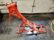 1983 Honda Xl185 Xl185s Xl 185 S Frame Complete Main Project Scrambler Chassis