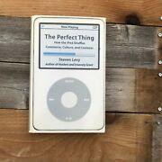 The Perfect Thing How The Ipod Shuffles Commerce, Culture, And Coolness By...