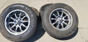 Tires And Rims. Fits Gmc, Chevy And Cadillac Trucks And Suv's. 285/60r/18 Set Of 4