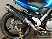 M4 Performance Exhaust Suzuki Sv 650 2003 Race Full System Carbon Canister