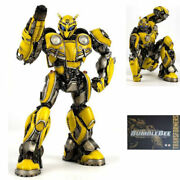 Bumblebee Collectible Figure By Threea Toys Dlx Scale -die-cast Metal Bumblebee