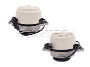 Left And Right Engine Mount For Mercedes 1662406817 1662406917 W166 Gl350 Ml350