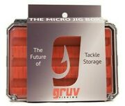 Gruv Fishing Tackle Storage Boxes And Accessories - Choose Model