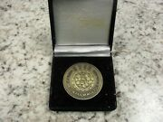 Rush Clockwork Angels World Tour 2012-2013 Collector's Coin