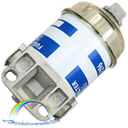 C5ne9165c For Ford Tractor 2000 3000 4000 5000 Diesel Fuel Filter Assembly