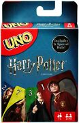 Uno Harry Potter - Card Game Japan