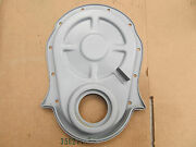 1965-69 Corvette Timing Chain Cover Bbc 427 396 For 7 Pulley And Balancer
