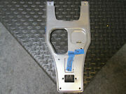 1963 Corvette New Few Blems Exact Replica Shifter Console Plate 4-speed Or Auto
