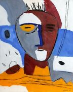 Maria Teresa Viecco Untitled 3 Mixed Media On Paper Signed And Dated