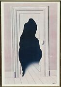 Rene Magritte The Unexpected Answer Poster