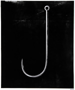 Andrew Castrucci Fish Hook From Bullet Space Your House Is Mine Screenprint