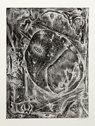 Alfonso Ossorio Untitled Vi Etching Signed And Numbered In Pencil