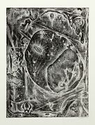 Alfonso Ossorio, Untitled Vi, Etching, Signed And Numbered In Pencil