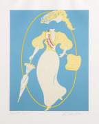 Robert Indiana Constance Fletcher Lithograph On Arches Signed And Numbered In