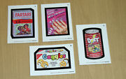 2019 Topps Wacky Packages Old School 8 Red Ludlow 4-card Lot 8 13 19 29