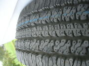 265/75r16 Firestone Wilderness At 114s - 7/16 Used New Spare