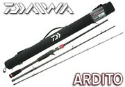 Daiwa 3 Piece Travel Rod And Case Spinning Or Casting - Choose Model