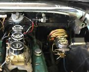1958 Buick Power Brake Conversion - Modern Booster And Master Cylinder 58
