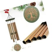 Astarin Wind Chimes Outdoor Deep Tone36 Inch Large Memorial Windchimes For L...