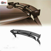 For Mini Coooper F56 Carbon And Frp Gm Style Rear Window Roof Spoiler Wing Lip