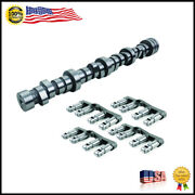 Camshaft And Non-mds Valve Lifters Kit For Dodge Ram Jeep Chrysler 5.7l 53022372aa