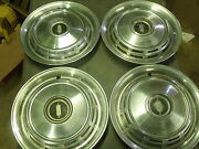 Hub Cap 4 Hubcap Set Oldsmobile Olds 1968 68 4008 14