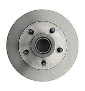 55-58 Gm Full Size Front And Rear Power Disc Brake Kit And 8 Dual Chrome Booster