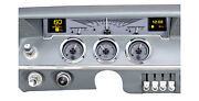 1961-62 Chevy Impala Hdx System Silver Face
