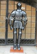 Medieval Wearable Knight Full Suit Of Armour Costume