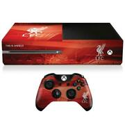 Liverpool Fc Xbox One Skin Bundle Official Merchandise