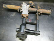 2001 Honda Foreman Rubicon 500 Rear Swingarm Differential Gearbox Assmebly