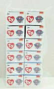 12 Ty Mini Boos Collectibles Paw Patrol New Sealed Blind Boxes