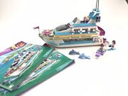 41015 Lego Friends Complete Friends Dolphin Cruiser Ship Boat