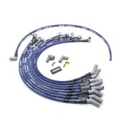 Moroso 73630 Spark Plug Wires Ultra 40 Spiral Core 8.65mm 45 Degree Boots New
