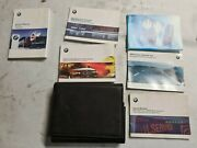 Bmw E46 3 Series Saloon Owners Manual Handbook Service Pack And Leather Wallet