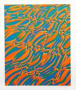 Stanley William Hayter Untitled 2 From The Aquarius Suite Screenprint Signed