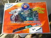 Lionel New York Central Flyer Set New O-27 Scale New Open Box
