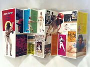Rare Phillies Salute To Pete Rose July 6, 1986 Collectors Folded Album Kool-aid
