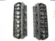 1968 Mustang Cougar 289 V-8 Cylinder Heads - C80e - Pair
