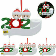For 2020 Personalized Christmas Ornament Xmas Hanging Ornaments Family Gifts Hot