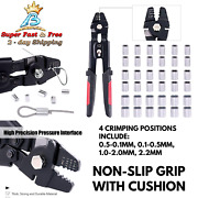 Wire Rope Crimping Tool Wire Rope Swager Crimpers Fishing Crimping Tool Nonslip