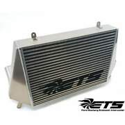 Ets 3.5 Intercooler Upgrade - Anodized Gold For Ford Mustang Ecoboost