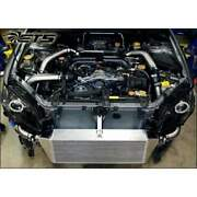 Ets 3.5 Intercooler Upgrade - Anodized Gold For Subaru Legacy Gt 05-09
