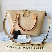 Louis Vuitton Vrnis Monte Velo Pm Exclusive Japan Dune 2way Bag From Japan F/s