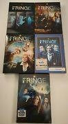 Fringe - Seasons 1-5 Dvd Complete Series - Preowned And New