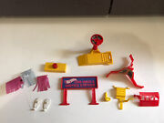 Parts For 1979 Mattel Hot Wheels Car Wash Service Station Sto-n-go Playset Parts